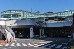 那珂川市 JR 博多南駅
